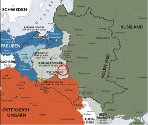 Lubliner Siedungsgebiet Karte 4